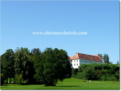 Benedictine Abbey - Herrenchiemsee