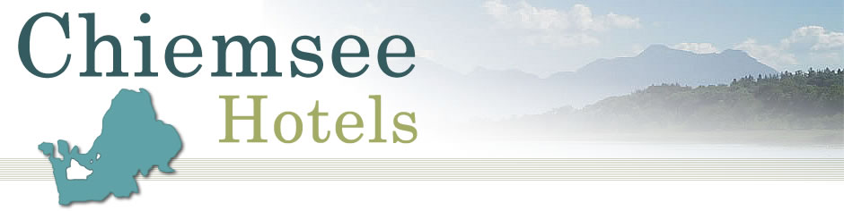 Chiemsee Hotels Header