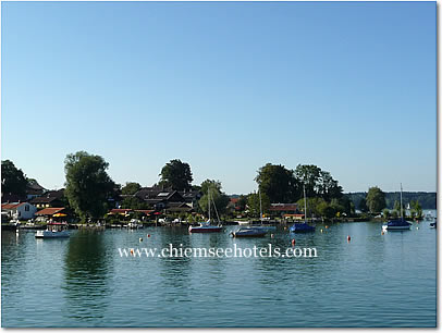 Lake Chiemsee